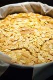 Torta da pera Fotografia de Stock