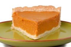 Torta de abóbora Imagens de Stock