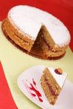 Torta de alforfón Fotos de archivo libres de regalías