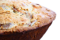 Torta de Apple Imagem de Stock