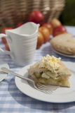Torta de Apple Foto de Stock Royalty Free