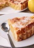 Torta de Apple Fotografia de Stock Royalty Free