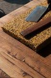torta de arroz Fotografía de archivo