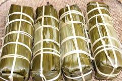 Torta de arroz tradicional de Vietnam Imágenes de archivo libres de regalías