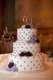 Torta de boda Imagen de archivo