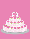 Torta de boda libre illustration