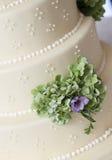 Torta de boda Fotos de archivo
