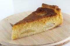 Torta de Bourdaloue Fotografia de Stock Royalty Free