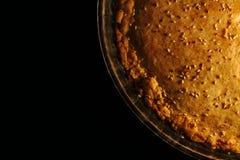 torta de carne da dois-crosta com vegetais fotos de stock