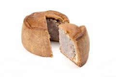 Torta de carne de porco. Fotografia de Stock