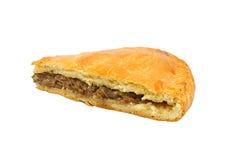 Torta de carne salgado Fotos de Stock Royalty Free