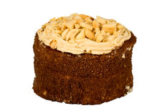 Torta de chocolate. Fotografía de archivo libre de regalías