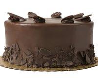 Torta de chocolate gastrónoma foto de archivo libre de regalías