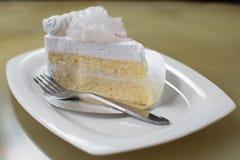 Torta de coco Fotografía de archivo libre de regalías