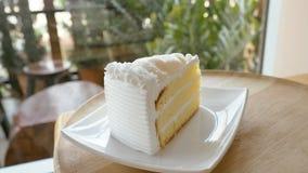 Torta de coco Fotografía de archivo