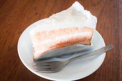 Torta de coco joven imágenes de archivo libres de regalías