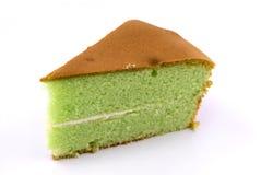 Torta de esponja Foto de archivo