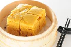 Torta de esponja malaya Fotografía de archivo