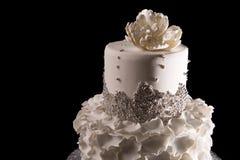 Torta de Fancey Imagen de archivo libre de regalías