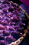 Torta de fruta do doce Imagem de Stock