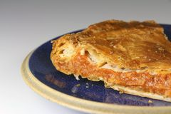Torta de Galiza Fotografia de Stock