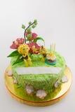 Torta de hadas Fotos de archivo libres de regalías