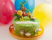 Torta de hadas Imagen de archivo