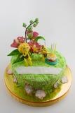 Torta de hadas Foto de archivo libre de regalías
