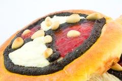 Torta de la amapola fotos de archivo libres de regalías