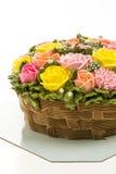Torta de la flor Imagen de archivo