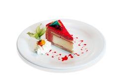 Torta de la fruta. foto de archivo libre de regalías
