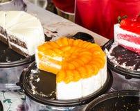 Torta de la fruta Foto de archivo libre de regalías