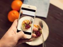 Torta de la fruta Fotos de archivo libres de regalías