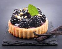 Torta de la fruta fresca fotos de archivo