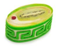 Torta de la jalea de fruta fotografía de archivo libre de regalías