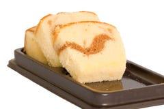 Torta de la mantequilla Imagenes de archivo