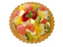 Torta de las frutas foto de archivo libre de regalías
