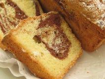 Torta de libra Foto de archivo libre de regalías