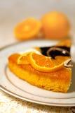Torta de lujo sabrosa Fotos de archivo