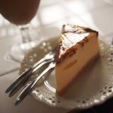 Torta de mármol del ajedrez imagen de archivo libre de regalías