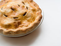 Torta de maçã quente Imagens de Stock Royalty Free