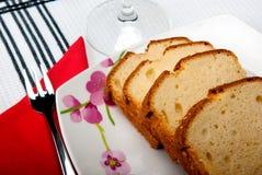 Torta de Madeira Imágenes de archivo libres de regalías