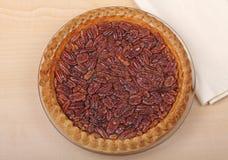 Torta de Pecan Imagens de Stock Royalty Free