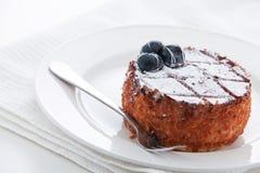 Torta de Tiramisu Imagen de archivo libre de regalías