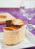 Torta de Tres Leche Fotografía de archivo