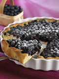 Torta de uva-do-monte Fotos de Stock