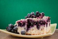 Torta de uva-do-monte Fotos de Stock Royalty Free