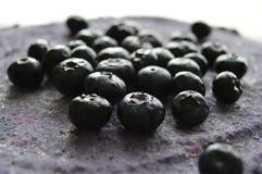 Torta de uva-do-monte imagem de stock