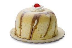 Torta de Zuccotto Foto de archivo