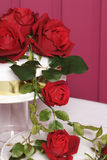 Torta decorata Fotografie Stock